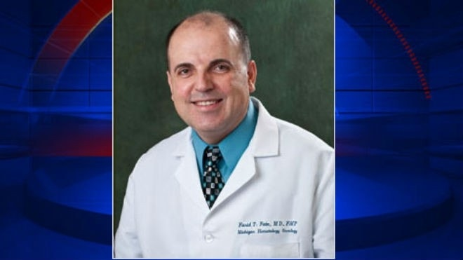 Detroit-area cancer doctor gets 45 years in prison for fraud