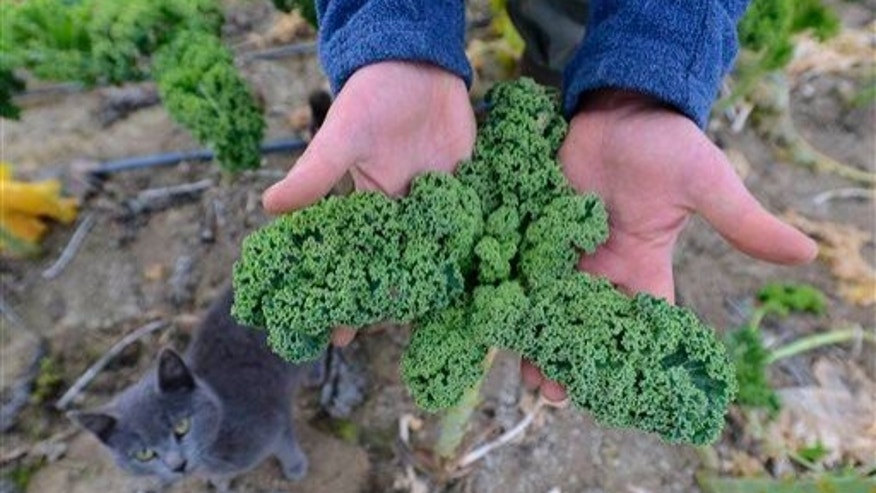 Could kale actually be dangerous?