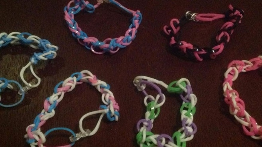 Photo courtesy Facebook / Bracelets By Bethany