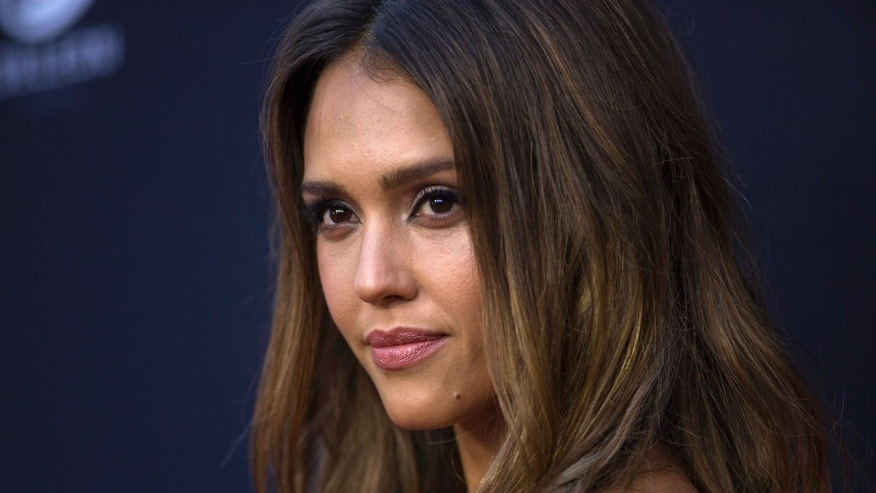 "Aug. 22, 2014: Cast member Jessica Alba poses at the premiere of ""Sin City: A Dame to Kill For"" in Hollywood, California."