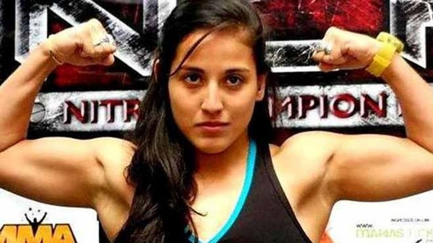Kinberly Novaes, a Brazilian MMA fighter recently discovered that she had won her latest bout while she was 12 weeks pregnant.