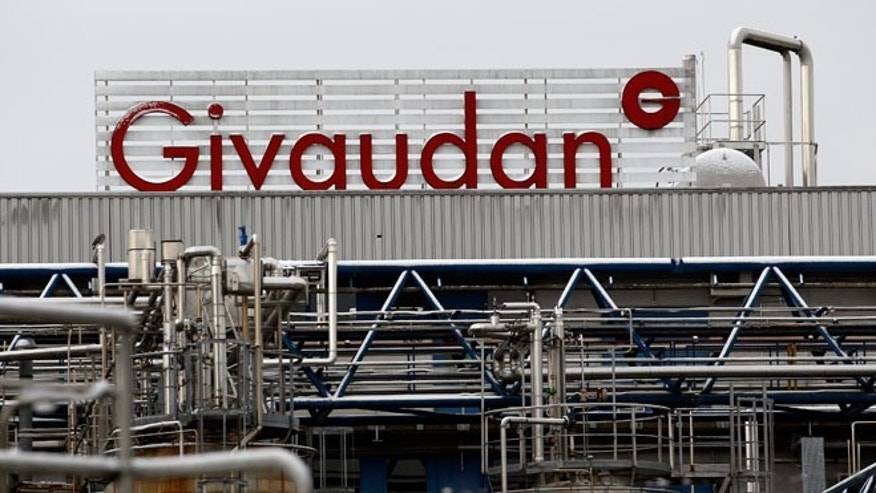 GIVAUDAN-RESULTS/