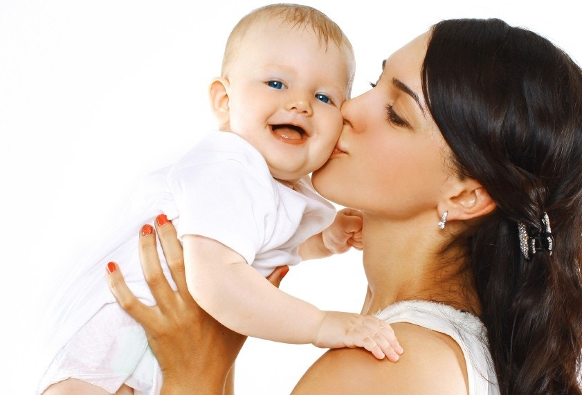 How postpartum doulas care for babies and moms