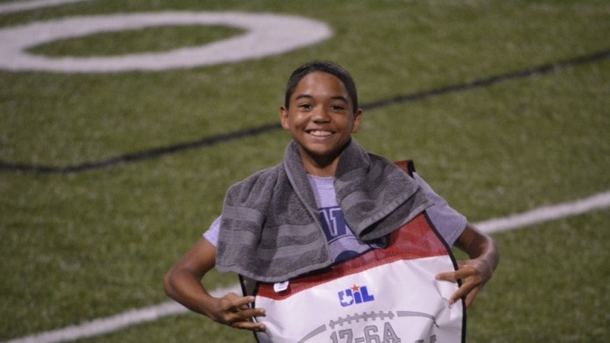 Michael Riley Jr., 14, is fighting for his life after contracting a brain-eating amoeba while swimming in the lake with his track teammates.
