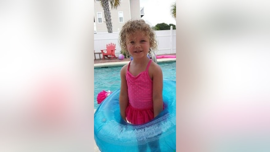 Avery Lee, 4, was infected with Clostridium difficile, or C. diff, after taking a round of antibiotics that eliminated the healthy bacteria from her gut. She is one of 20 pediatric patients in Georgia who has received a fecal transplant to treat the infection, which can be deadly.