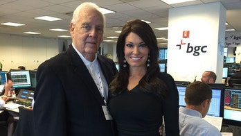 Woody Fraser and Kimberly Guilfoyle - BCG  Charity Day (New York City) September 11, 2015