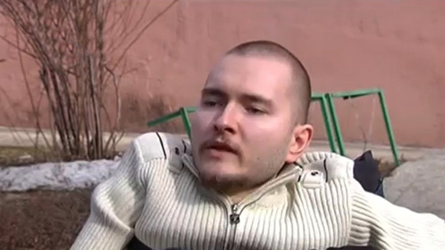 Valery Spiridonov who has put himself forward to have the world's first head transplant is going to meet the surgeon.