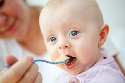Is rice cereal the best food for baby?