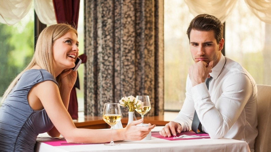 How dating sites are ruined relationships
