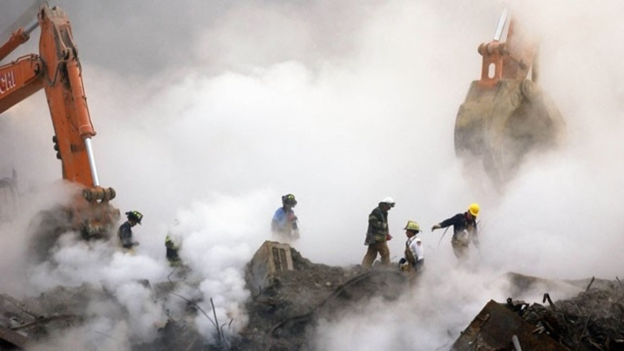 The attacks on the World Trade center on Sept. 11 2001 released toxic particles in the air around the site causing many first responders to develop a variety of serious illness including respiratory ailments and cancer.