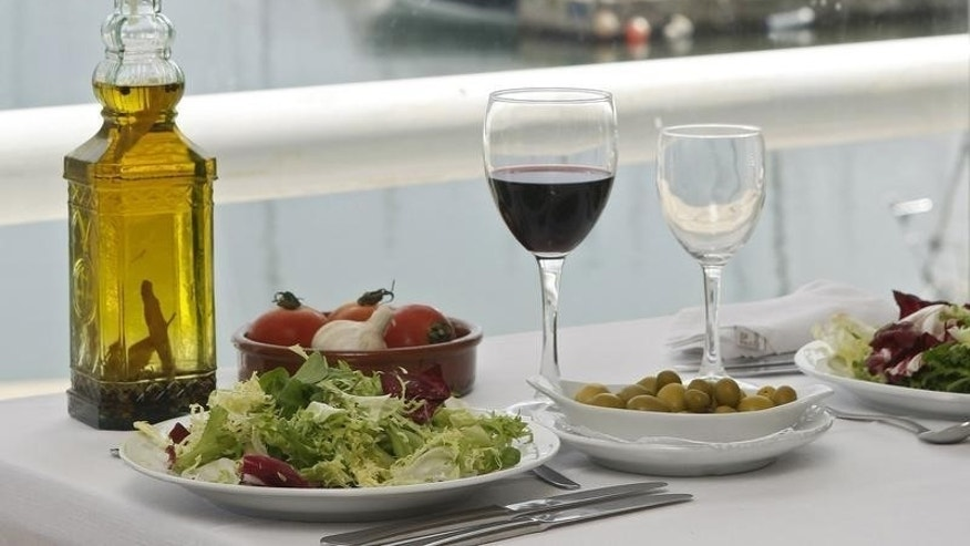 Mediterranean Diet Linked To Healthier Aging Brain | Fox News