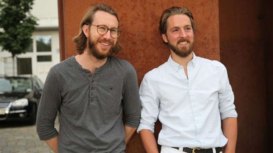 "Philip Siefer, 32, and Waldemar Zeiler, 33, appeared on  German show ""Hohle der Lowen,"" or ""Lion's Den,"" then launched their condom company, Einhorn."