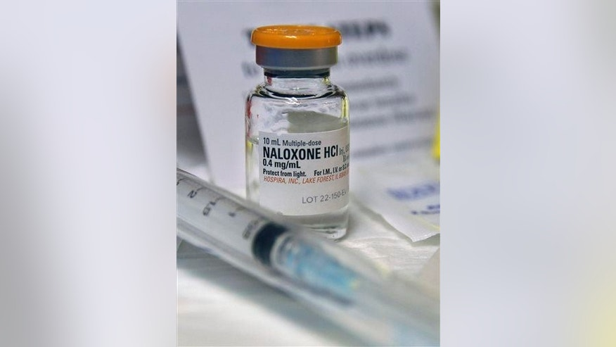 Naloxone, used to treat morphine and heroin overdoses, allowed a 39-year-old woman to feel pain for the first time in her life.