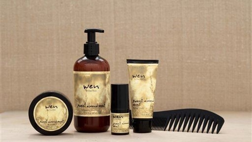 Wen by Chaz Dean products make the company around $100 million a year.