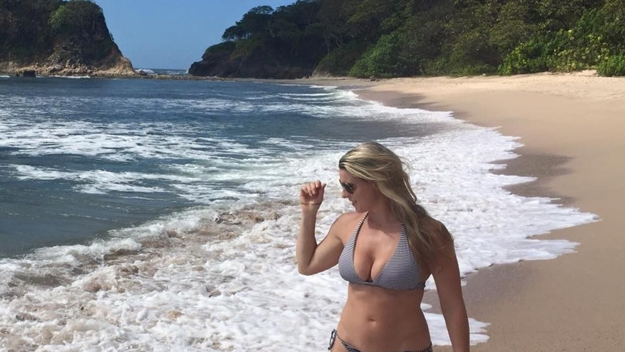"""This not a before picture. This is not an after picture,"" Molly Galbraith wrote in the post, which features this photo of her in a bikini on a beach. ""This just happens to be what my body looks like on a random Tuesday in December of 2015 — it's a LIFE picture."""