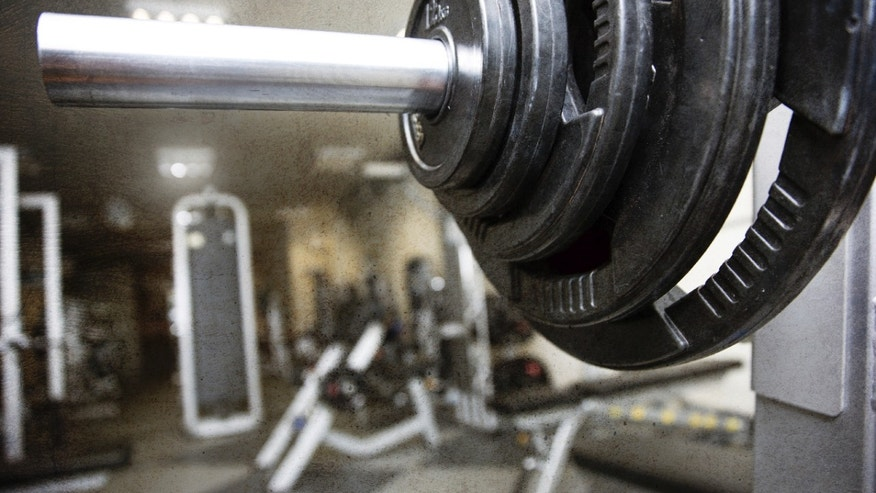 barbell istock large