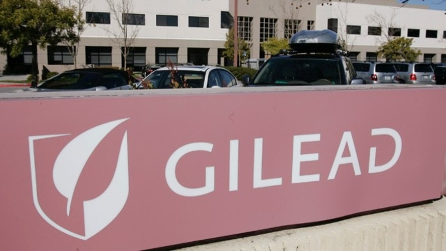 FILE - This Thursday, March 12, 2009, file photo shows Gilead Sciences Inc. headquarters in Foster City, Calif. (AP Photo/Paul Sakuma, File)