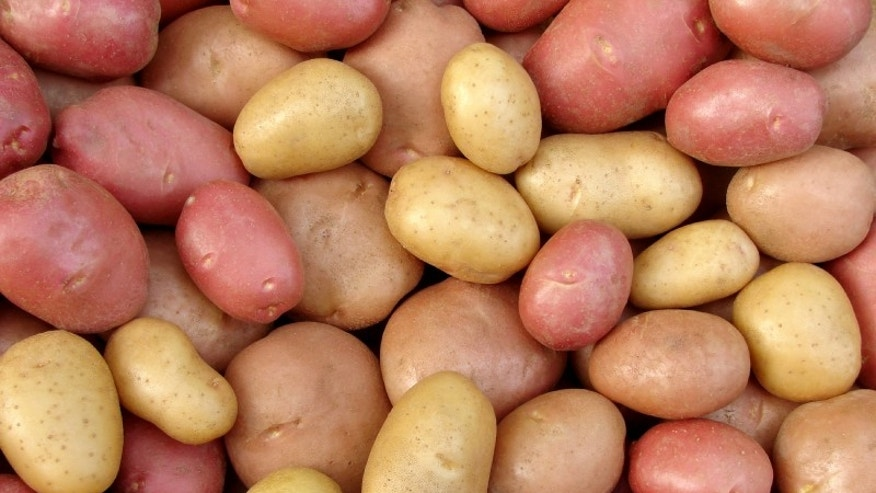 Man loses 22 pounds by only eating potatoes | Fox News