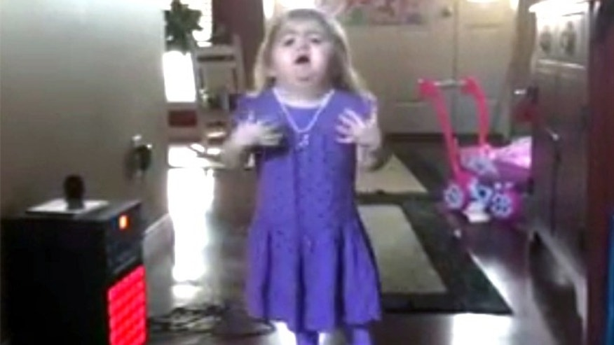 Audrey Nethery has won the hearts of millions with her viral videos.