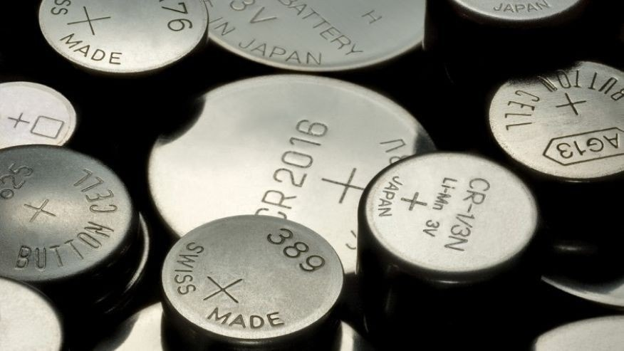 button battery istock