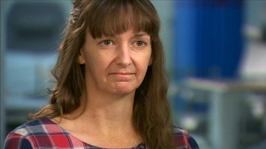 British nurse Pauline Cafferkey speaks during a January 2015 interview in London, in this still image taken from video footage