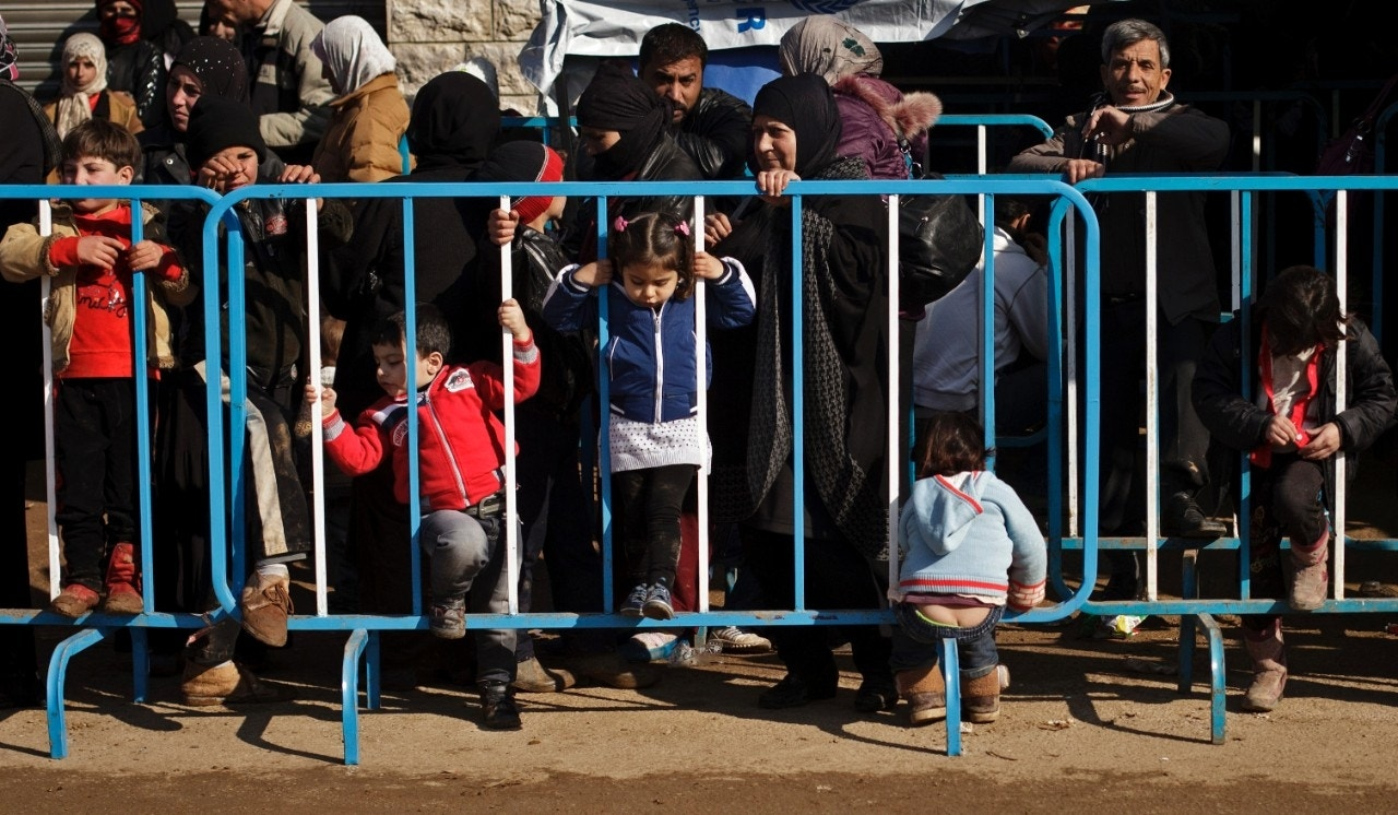 Essay about syrian refugee health issues