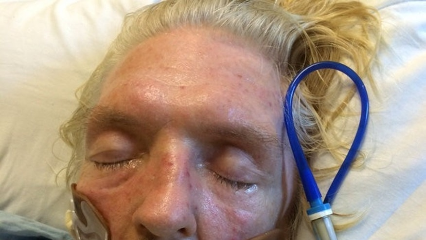 A New Jersey hospital is seeking help identifying this man, who's been hospitalized since February 20.