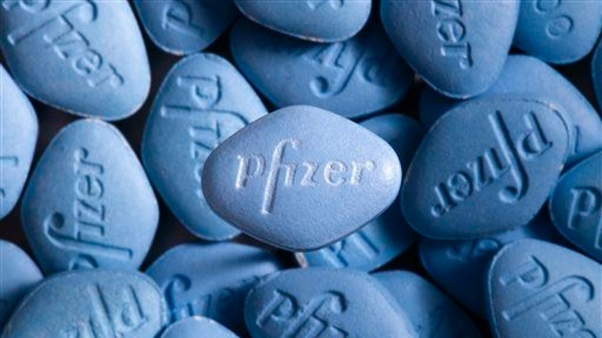 The FDA just approved the first generic Viagra pill for sale in the US.