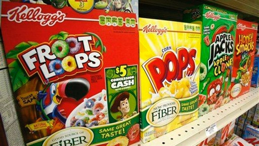 """Breakfast cereal counts as an """"ultra-processed"""" food."""