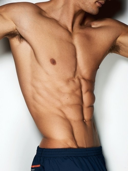 How to get a six-pack without doing a single sit-up