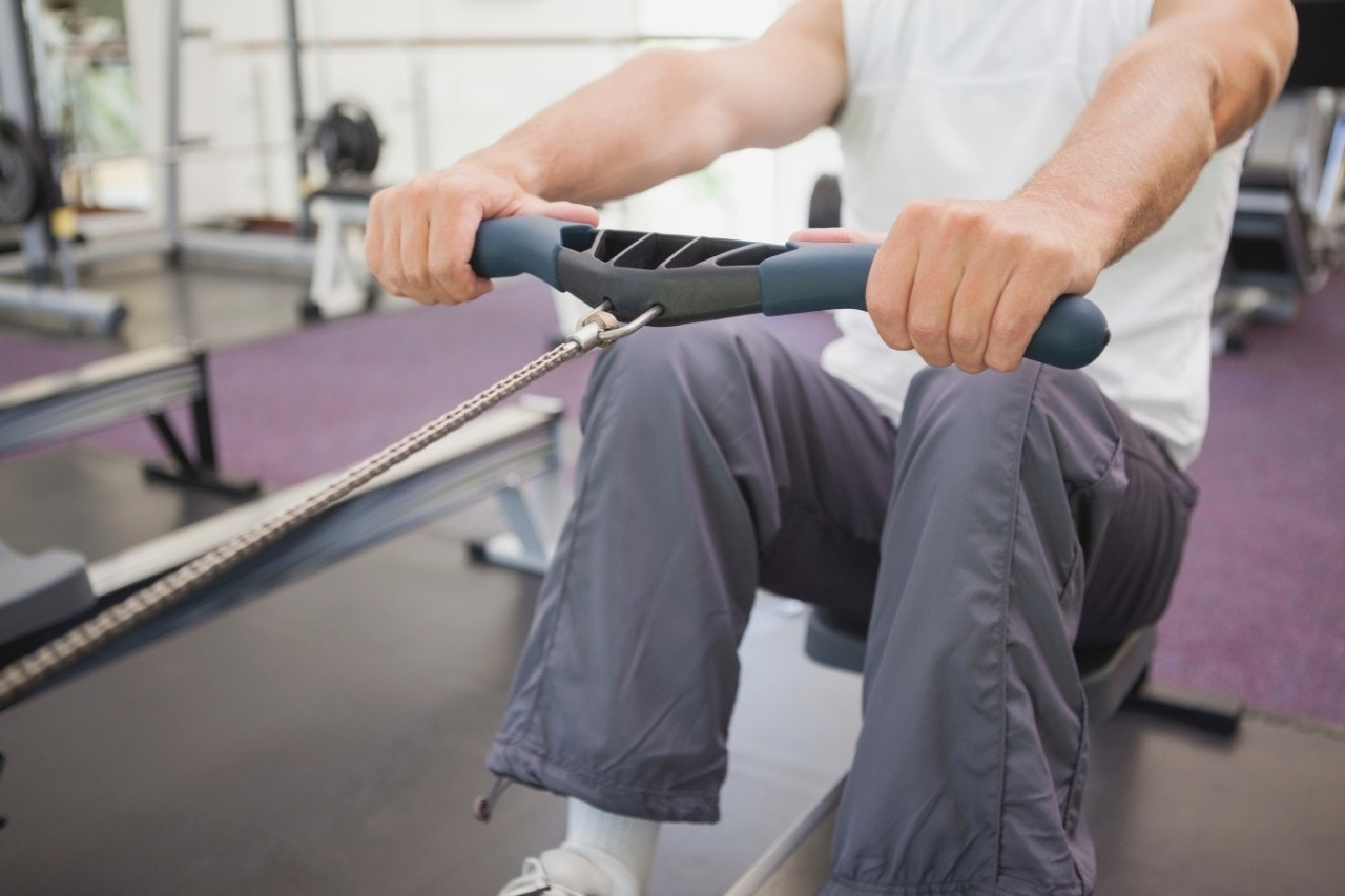 rowing exercise machine house of cards