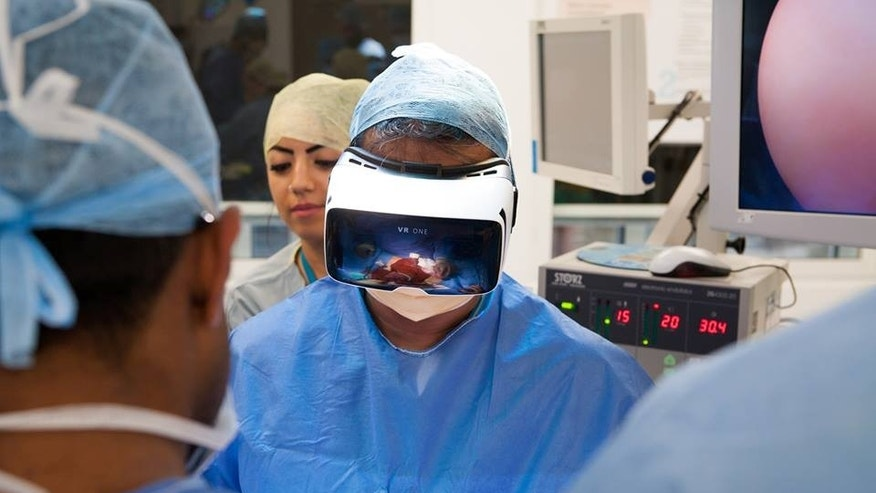 Medical Realities VR in OR