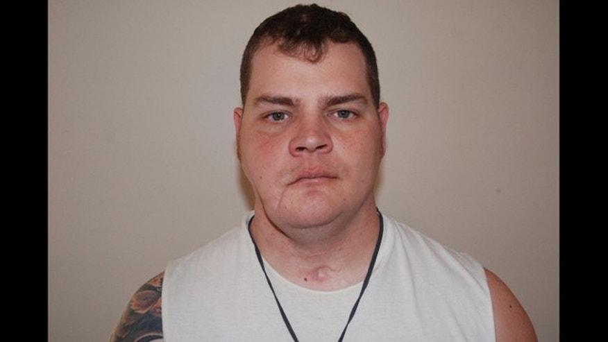 Dusty Kirby was on guard duty when he was shot in the face on Christmas Day 2006.