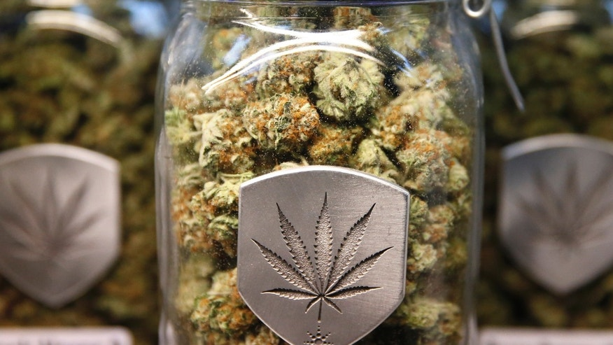 Colorado pot report & # x3a; More adults using drug, but not kids