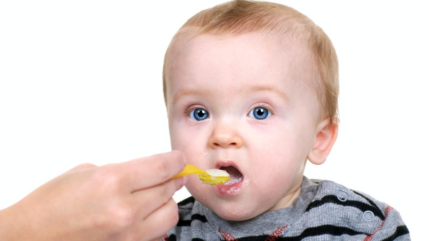 Simple trick may improve an infant's attention span
