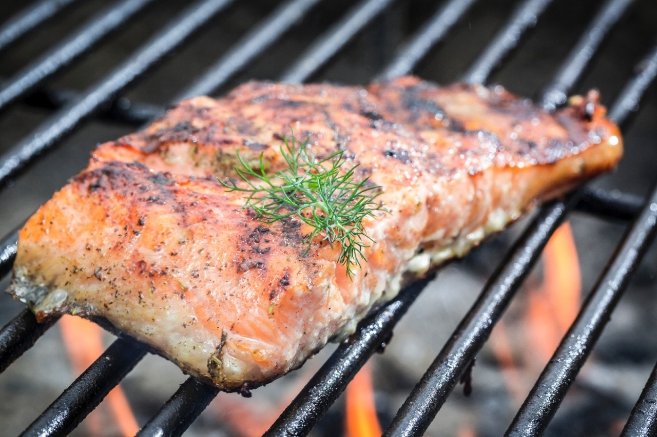 8 tips for grilling safely fox news for Cooking fish on the grill