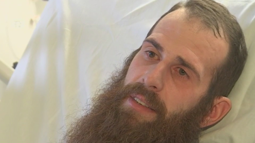 Nicholas Cornelius, a father of two, was infected with a rare case of West Nile Virus about two weeks ago and has been in the ICU ever since.