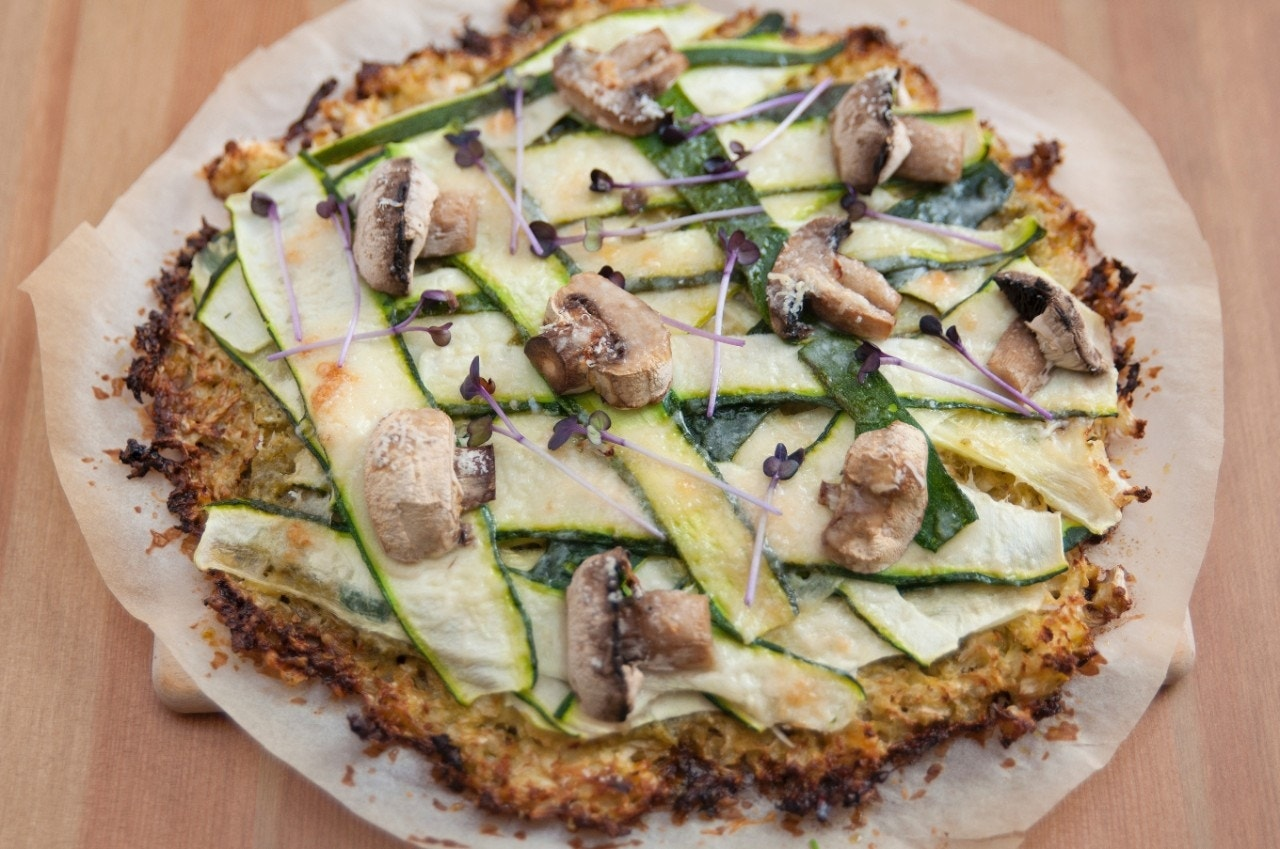 5 ways to use cauliflower and lose the carbs
