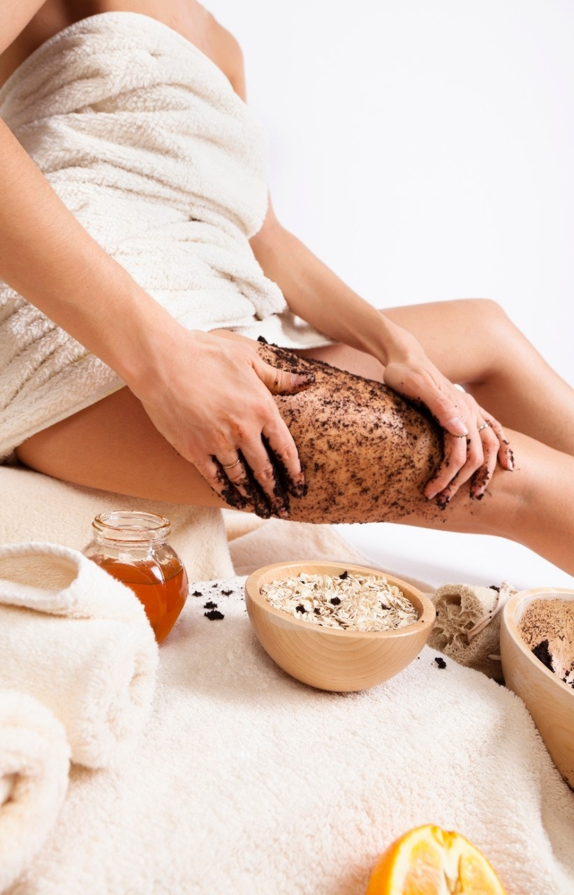 Can coffee scrub help reduce cellulite?