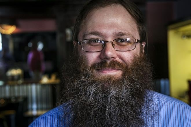 beards more likely cheat says study