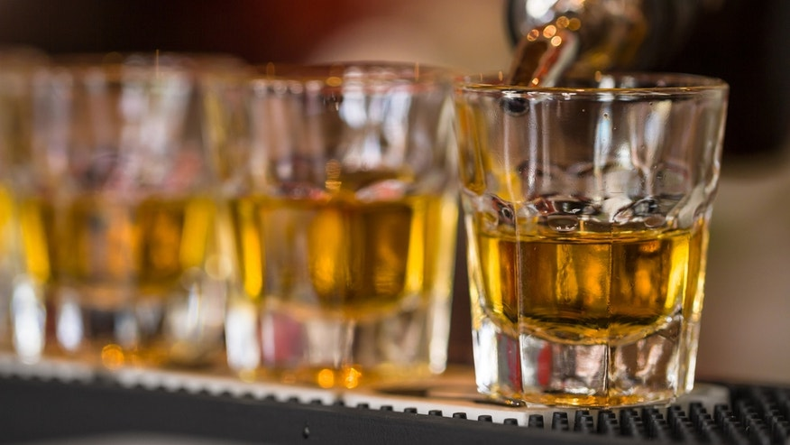 One more round? Alcohol dependency can reduce production of an enzyme linked to impulse control.