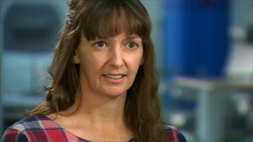 British nurse Pauline Cafferkey speaks during a January 2014 interview in London, in this still image taken from video footage.  REUTERS/UK Pool via Reuters TV