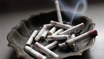 The toxins linger for quite a while, even after the last cigarette is out.
