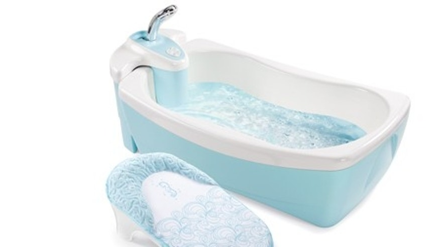 Summer Infant Recalls Baby Bathtubs Over Accident Fears