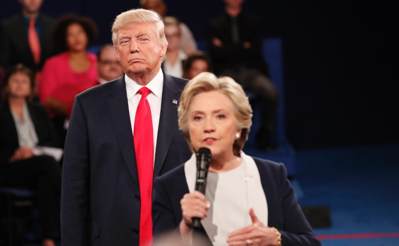 Debate 2016: What goes on in your brain when people invade your space
