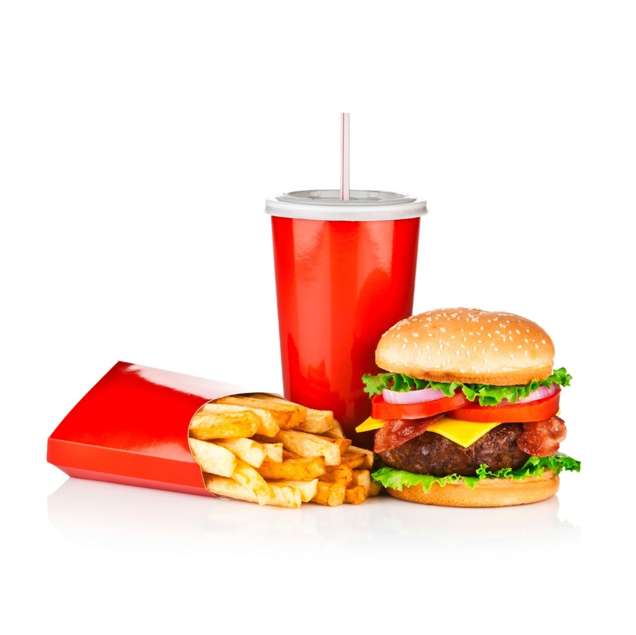 Food: Fast Food Choices Influence Kids' Soda And Calorie