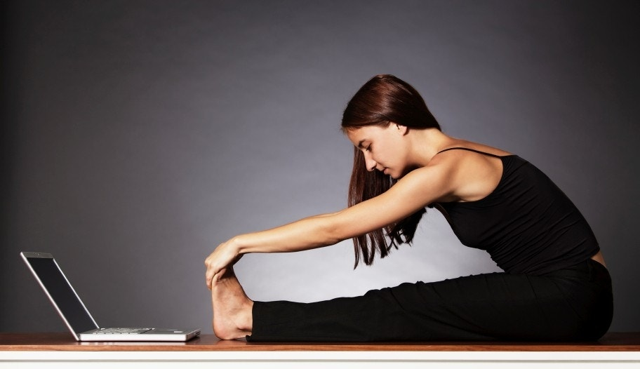 Regular stretching may boost fitness of those who can't exercise