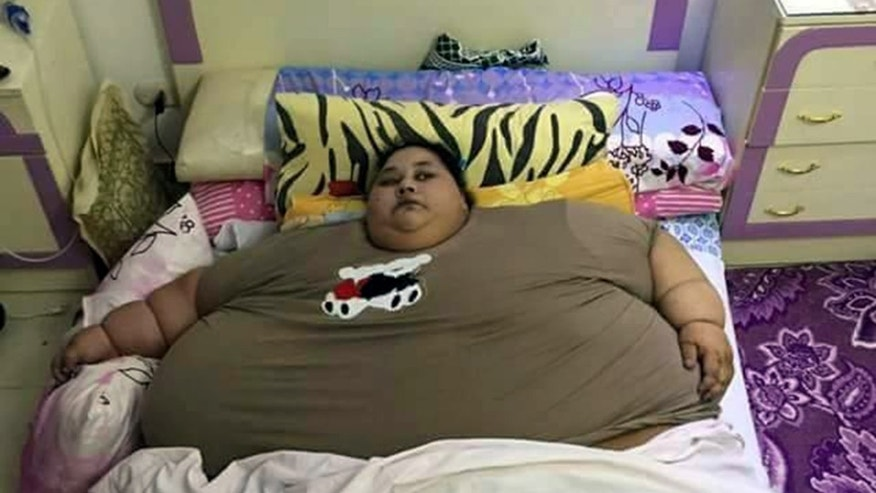 1,000 -Pound Woman Trying To Get Help For Weight Problem