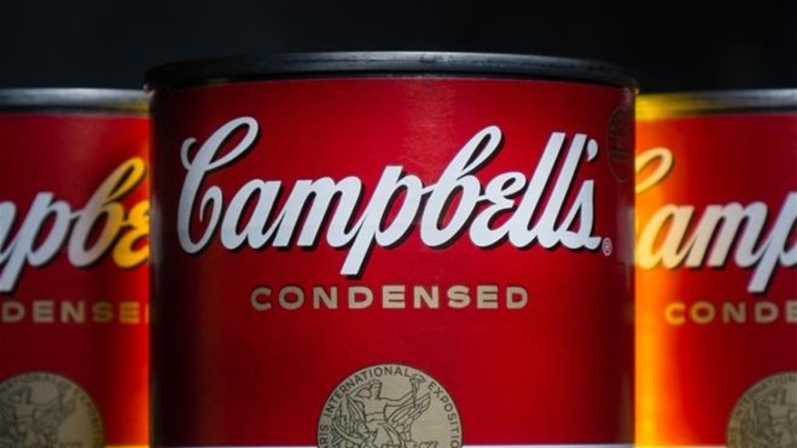 Campbell's Soup wants your next meal to start with a blood test.
