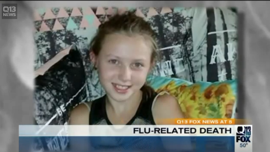 piper lowery q13fox flu complications death h1n1